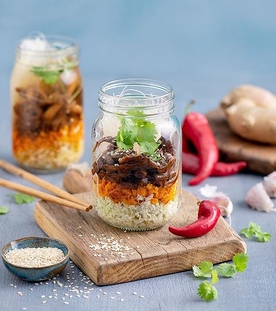 Zostaw plastiki, zrób miejsce na słoiki!  Kuchnia 2021 roku w duchu eko