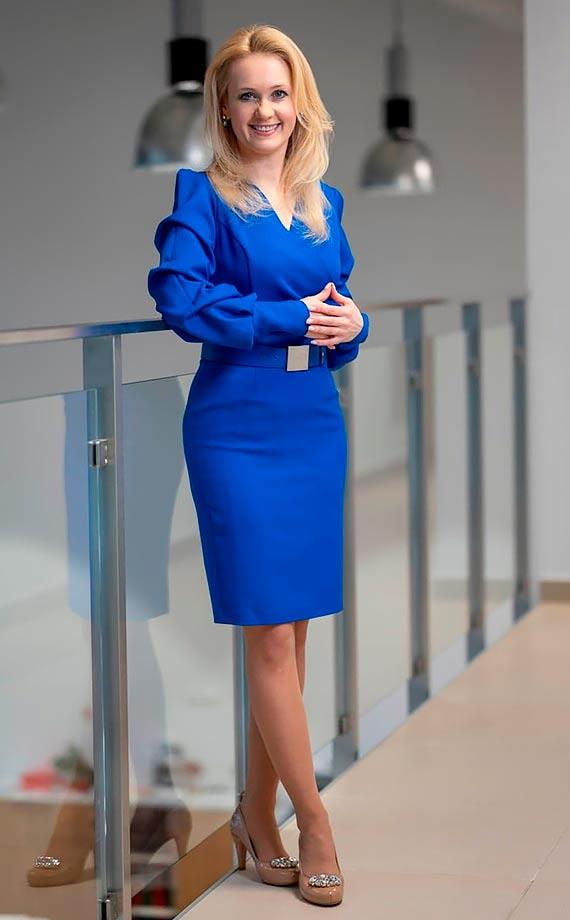 Hanna Mojsiuk jako pierwsza w historii kobieta będzie prezesem Unii Izb Łaby i Odry. To organizacja zrzeszająca milion firm