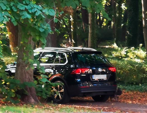 Mieszkaniec - Problem z parkowaniem? Nie dla naszych zachodnich sąsiadów!