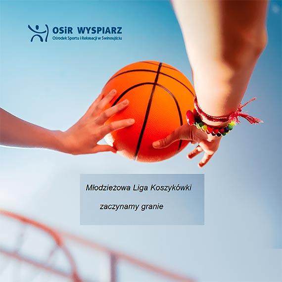 Ruszyła Młodzieżowa Liga Koszykówki