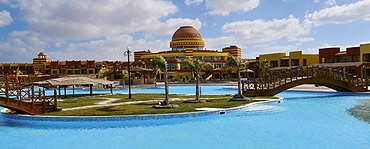 Egipt, Marsa Alam – plaża i krowy morskie